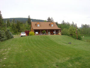 Beautiful View Property in the Creston Valley.