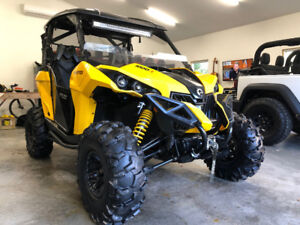2014 Can-Am Maverick 1000r XT *Low KMS* $$$ in Accessories!