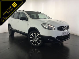 2013 NISSAN QASHQAI+2 360 DCI 7 SEATER 1 OWNER SERVICE HISTORY FINANCE PX