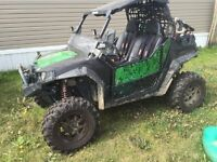 2011 Rzr S for sale or partial trade on dirt bike
