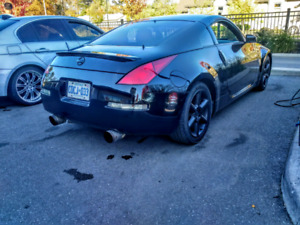 Nissan 350z for sale or trade! Certified! Lowkm! 6speed