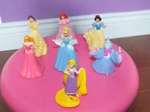 Collection des princesses