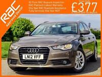2012 Audi A6 2.0 TDI Turbo Diesel SE Auto Avant Estate Sat Nav Full Leather 1 La