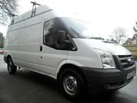 FORD TRANSIT 2.4TDCi DIESEL 350L 2006 LWB COMPLETE WITH M.O.T HPI CLEAR NO VAT