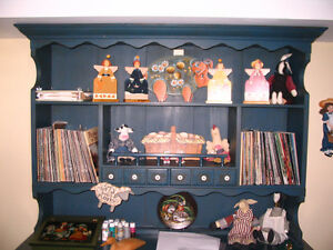 Folk art books & supplies