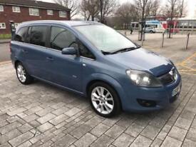 Vauxhall/Opel Zafira