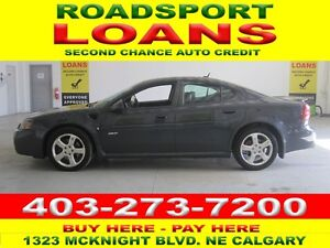 2008 PONTIAC GR PRIX GTP TODAY $29 DN AND 2 PAY STUBS