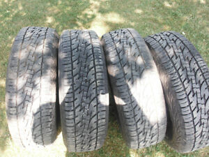 LT245/75R-16  Total Terrian