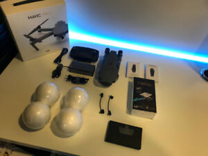 *DJI Mavic Pro - W/Accessories*