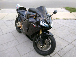 CBR 600rr with many mods