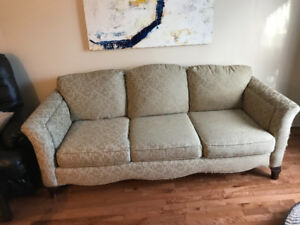 6 year old couch good shape.
