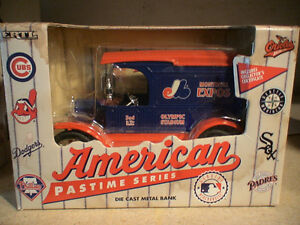 Monteal Expos 2nd series diecast by Liberty Belleville Belleville Area image 1