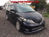 "Honda Elysion/Stream/Stepwagon 2007 ""BEAUTIFUL WOOD INTERIOR"" (BIMTA)"