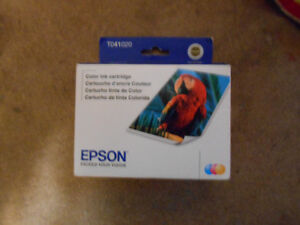 New Epson color ink cartridge