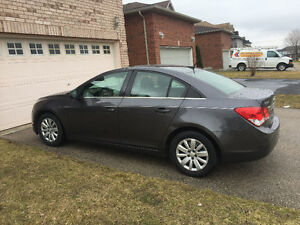 2011 Chevrolet Cruze, Auto, 148 kms ,$5995 Safety & Etest