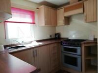 Cheap Luxury Static Caravan in Near Aberystwyth, Sea Views, 12 Month Season