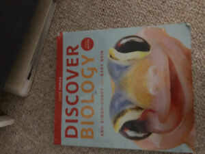 Discover biology - 6th edition