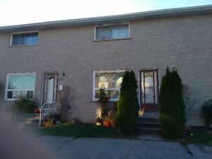 Townhouse in Cambridge 153 Dorset Rd. $1050 plus utilities