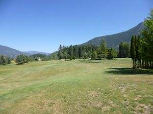 REDUCED!!! PAR 3 GOLF COURSE IN THE BEAUTIFUL KOOTENAYS!!!