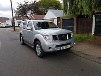 2007 Nissan PATHFINDER 2.5 DCI AVENTURA - 7 SEATER - Private NO Plate Inculded