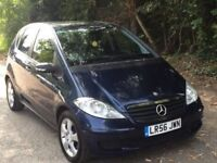 Mercedes A150 1.5 petrol auto panoramic roof