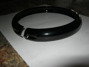 "New Black Harley Davidson Sportster 5 3/4"" headlight ring $28"