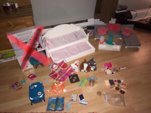 Our generation doll stuff