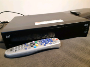 Bell PVR (personal video recorder)
