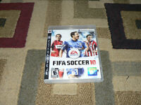 Fifa soccer 2010 Sony Playstation 3 game