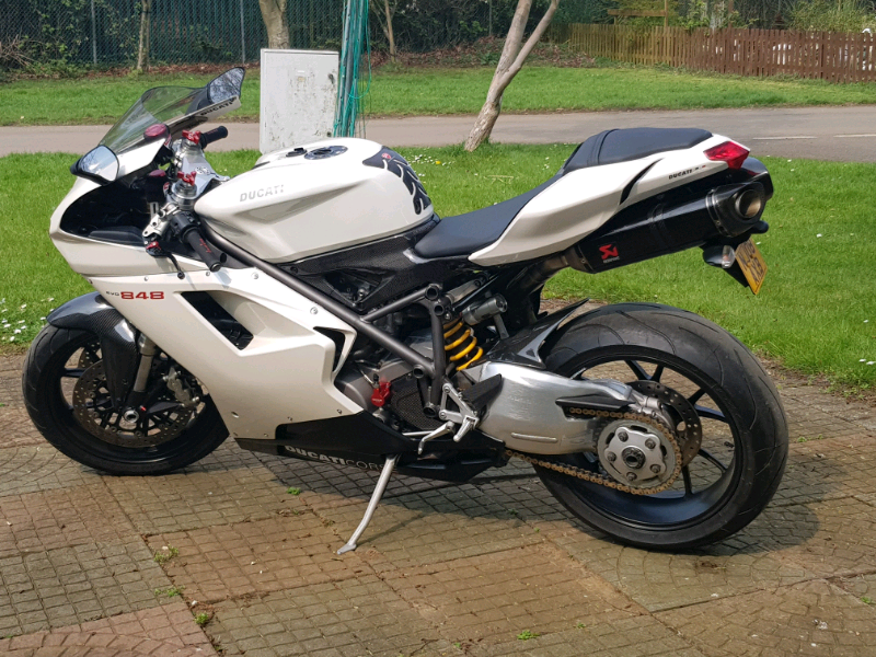 Brilliant Ducati 848 Evo Reduced In Raunds Northamptonshire Gumtree Pabps2019 Chair Design Images Pabps2019Com