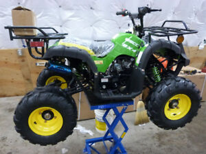 KIDS ATV ODES CRT 125CC WITH WARRANTY