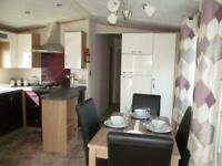 Victory Woodland holiday home with full size bath, DG and CH.