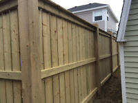Need a fence built, repaired,or posts set?