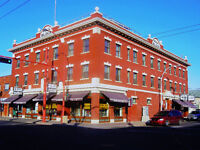 Store Front for Lease - Immaculate & Historical Hull Block