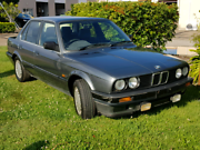 BMW E30 1989 320i 2.0l 6cyl Mermaid Waters Gold Coast City Preview