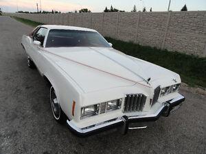 !977 Pontiac Grand Prix  10,800 original miles