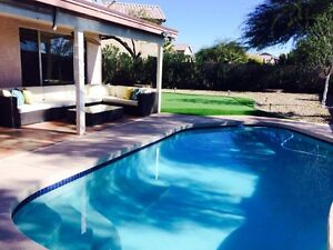 NORTH PHOENIX HOME with POOL + PUTTING GREEN!