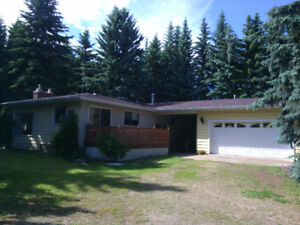 Acreage bordering St Albert