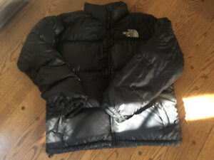 Manteau en duvet North Face