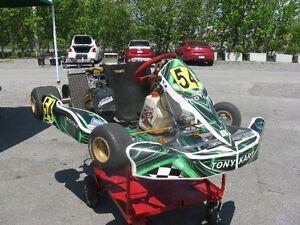 Kart   Modele Krypton  Tony 125cc