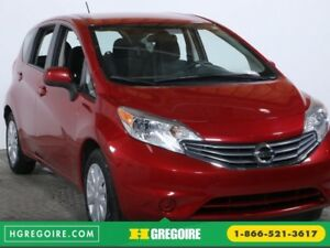 2014 Nissan Versa Note SV AUTO A/C BLUETOOTH GR ELECT