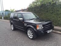 ***LAND ROVER DISCOVERY 3 2.7 TD 7 SEATER FULL SERVICE HISTORY CAMBELT DONE*** £8499! *WARRANTIES*