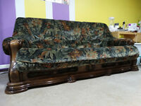 Comfortable Couch 2-Piece Set