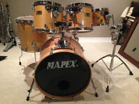 MAPEX PRO M Series in MINT CONDITION!!!  Mapex Pro M 6 ply Maple