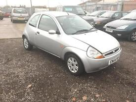 2004/54 Ford Ka LONG MOT EXCELLENT RUNNER