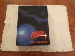 Apogee classic collection for old pc collectors and gamers