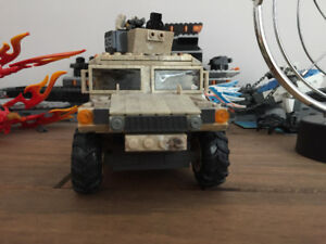 Lego call of duty: jeep