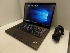 Lenovo T440-touch Laptop (i5, 500GB HDD,8GB RAM)