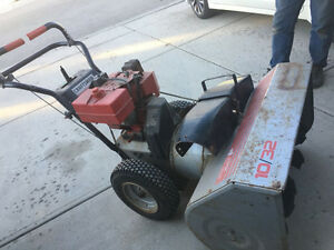 32 in Craftsman Snowblower