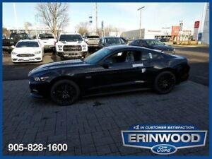 2017 Ford Mustang GT PremiumCPO 24M@1.9%/12MO/20,000KM EXT WARR